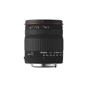 Photo of 18-200MM F/3.5-6.3 DC Lens (Nikon AF Including D40/D40X) Lens