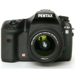 Pentax K20D with 18-55mm Lens Reviews