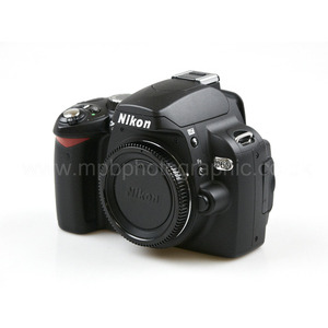 Photo of Nikon D60 (Body Only) Digital Camera