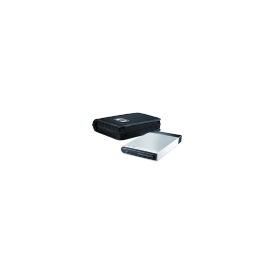 """HP Pocket Media Drive PD1600 - Hard drive - 160 GB - external - 2.5"""" - Hi-Speed USB - 5400 rpm"""