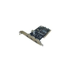 Photo of Dynamode PCI 3PFW Network Card