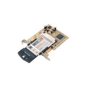 Photo of Belkin F5D8000UK Wireless Card
