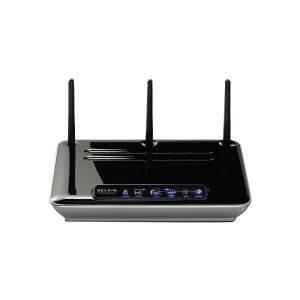 Photo of BELKIN F5D8633UK4A Router