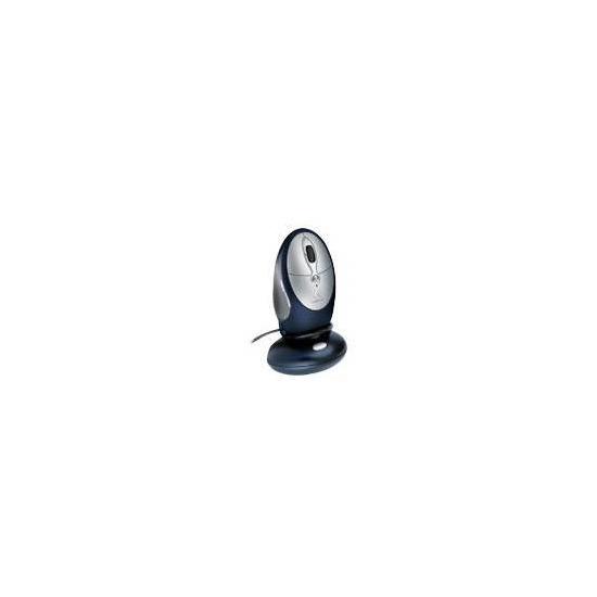 Logitech Cordless Click! Plus Rechargeable Optical Mouse