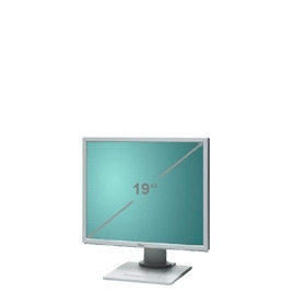 "Fujitsu Siemens SCENICVIEW A19-3A - Flat panel display - TFT - 19"" - 1280 x 1024 - 300 cd/m2 - 800:1 - 5 ms - 0.294 mm - DVI-D, VGA - speakers - light grey Reviews"