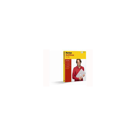 Norton Antivirus 11.0/EN CD MAC RET