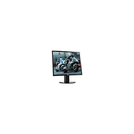 """LG L1954TQ - Flat panel display - TFT - 19"""" - 1280 x 1024 - 300 cd/m2 - 5000:1 (dynamic) - 2 ms - 0.294 mm - DVI-D, VGA"""
