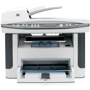 Photo of HP LaserJet M1522NF Printer