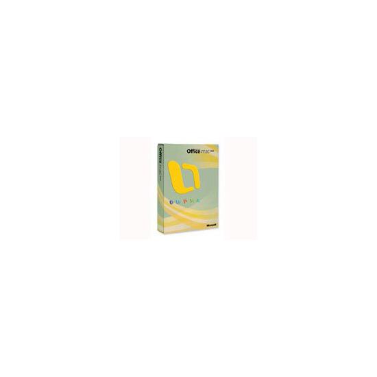 Microsoft Office 2008 for Mac Standard
