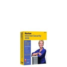 NORTON INTERNET SECURITY 2008 3 USER 1/2 PRICE PROMO Reviews