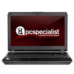 PC Specialist Defiance III BD15 Core i7-7700HQ 8GB 1TB 256GB SSD 15.6 Inch Windows 10 Gaming Laptop