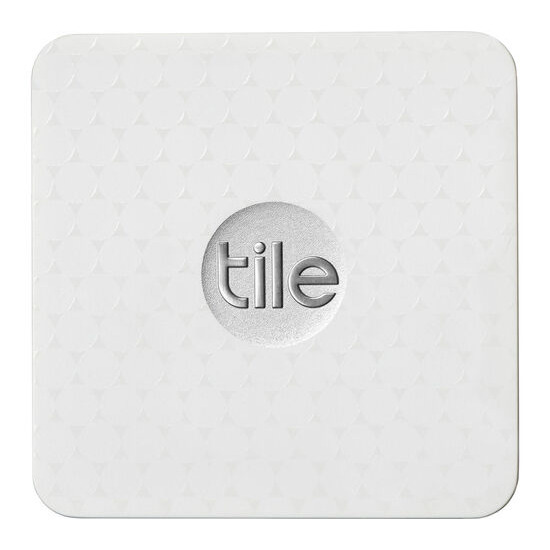 TILE Slim Bluetooth Tracker - White