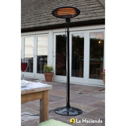 La Hacienda Standing Patio Heater Reviews
