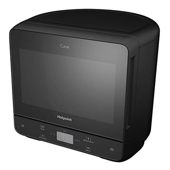 Hotpoint MWH1331B Microwaves