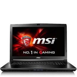 MSI GL72 7QF-1007UK Reviews
