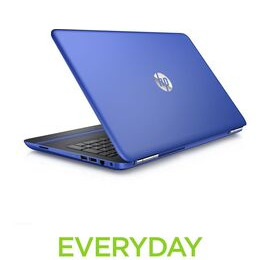 HP Pavilion 15-au082sa 15.6 Laptop Blue Reviews