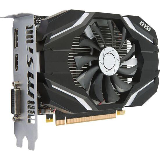 MSI GeForce GTX 1050Ti 4G OC Graphics Card