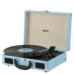 Akai A60011nb Rechargeable Turntable Reviews