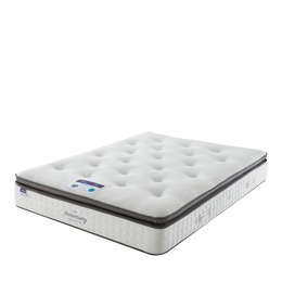 Silentnight 70th Anniversary Miracoil Geltex Mattress Reviews