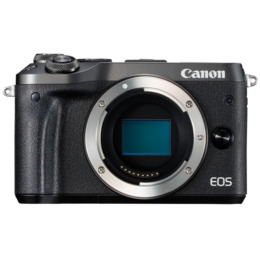 Canon EOS M6 (Body only) Reviews