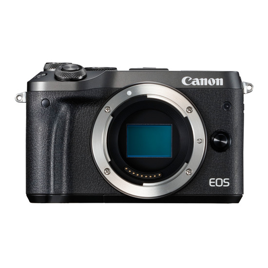 Canon EOS M6 (Body only)