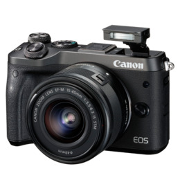 Canon EOS M6 + 15-45mm Lens Reviews