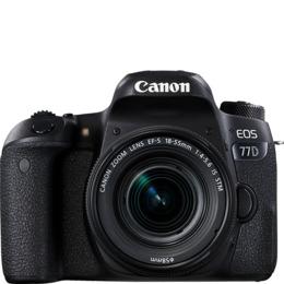 Canon EOS 77D Digital SLR + 18-55mm STM Lens Reviews