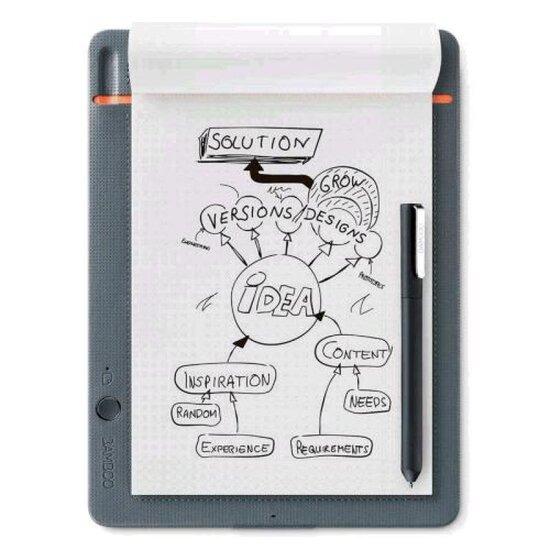 Wacom Bamboo Slate CDS-610S Small Graphics Tablet