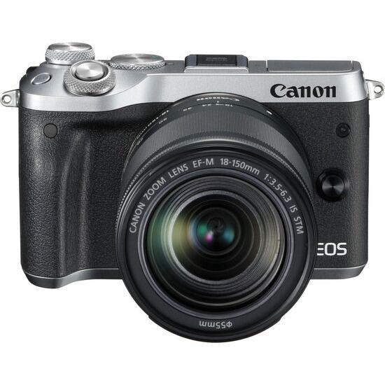 Canon EOS M6 + 18-150mm Lens