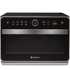 Hotpoint Ultimate MWH 33343 B Combination Microwave - Black Reviews