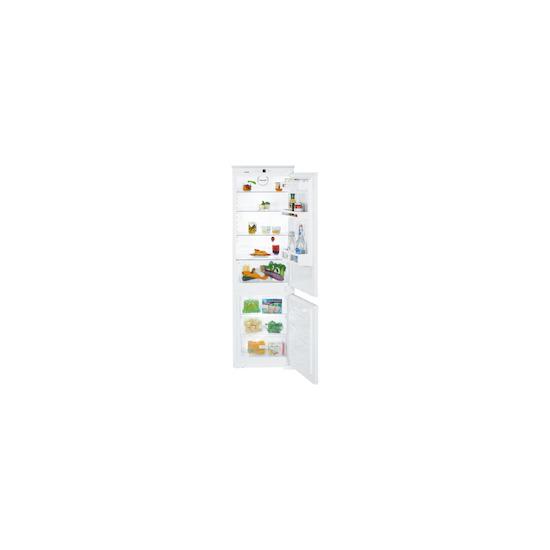 Liebherr ICUS3324 White Built integrated fridge freezer