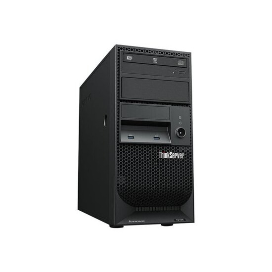 Lenovo ThinkServer TS150 70LV Xeon E3-1225V5 3.3GHz 16GB RAM 2TB HDD 4U Tower Server