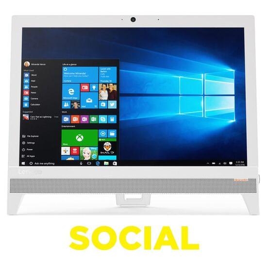 """Lenovo  IdeaCentre 310 19.5"""" All-in-One PC"""