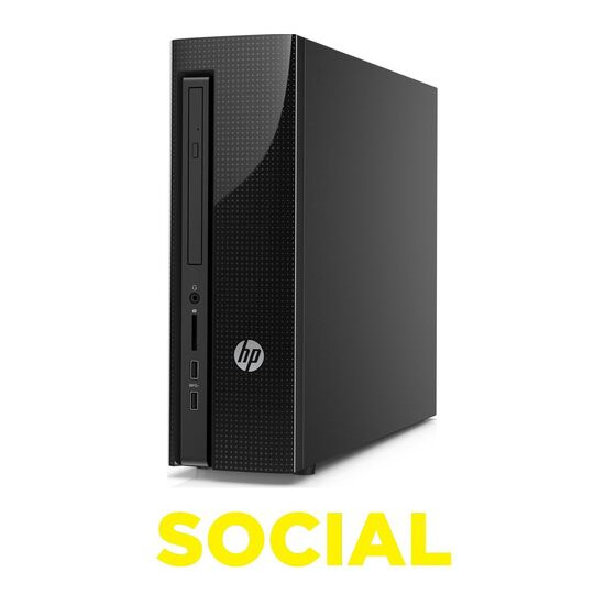 HP Slimline 260-a160na Desktop PC