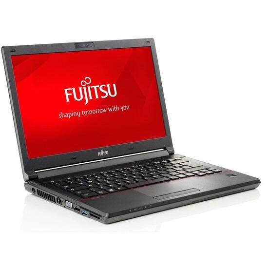 Fujitsu Lifebook E547 Laptop Intel Core i5-7200U 2.5GHz 4GB RAM 128GB SSD 14 LED Backlit No-DVD Intel HD WIFI Webcam Windows 10 Pro 64bit