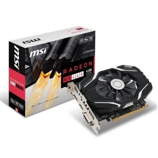 Radeon RX 460 OC 4gb GDDR5 PCI-Express Graphics Card