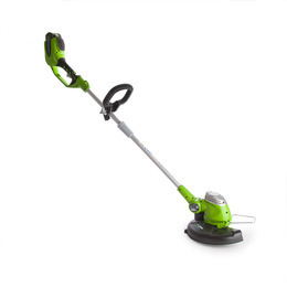 Greenworks G40LTK2 40V String Trimmer 10S Motor With 2Ah Batteries Reviews