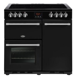 Belling Farmhouse 90E 90cm Electric Range Cooker With Ceramic Hob Reviews
