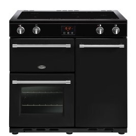 Belling Farmhouse 90Ei 90cm Electric Range Cooker With Induction Hob Reviews