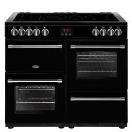 Belling Farmhouse 100E 100cm Electric Range Cooker With Ceramic Hob Reviews