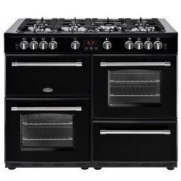 Belling Farmhouse 110DFT 110cm Dual Fuel Range Cooker Reviews