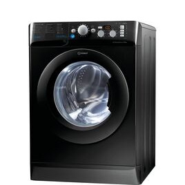 Indesit BWD71453KUK Innex 7kg 1400rpm Freestanding Washing Machine Black Reviews