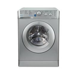 Indesit BWC61452SUK Innex 6kg 1400rpm Freestanding Washing Machine Silver Reviews