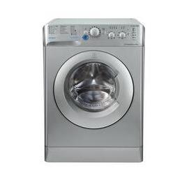 Indesit BWC61452SUK Innex 6kg 1400rpm Freestanding Washing Machine Silver Reviews