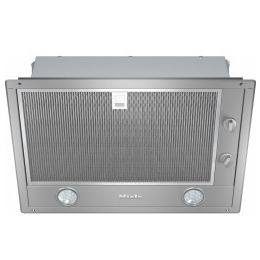 Miele DA2450 50cm Wide Canopy Cooker Hood Stainless Steel Reviews