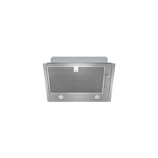 Miele DA2450 50cm Wide Canopy Cooker Hood Stainless Steel