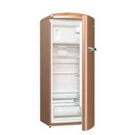 Gorenje ORB153CO Retro Freestanding Fridge With Freezer Box 154cm Right Hand Royal coffee Reviews