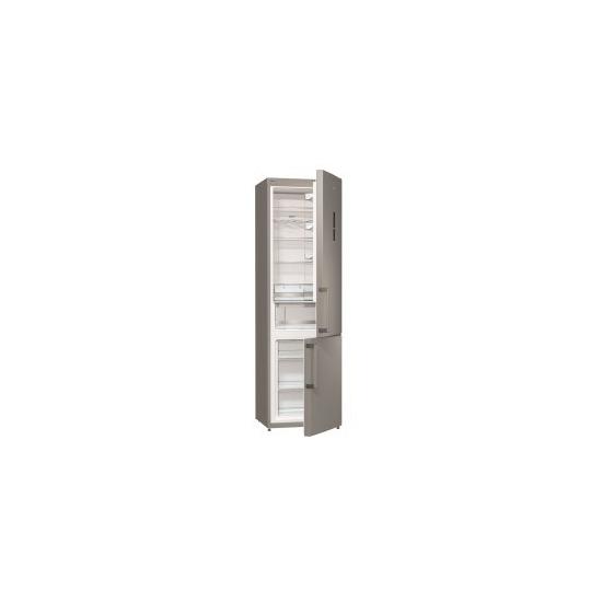 Gorenje NRK6202MXUK Advanced Line Frost Free Freestanding Fridge Freezer - 254L 85L - 200cm - Stainl