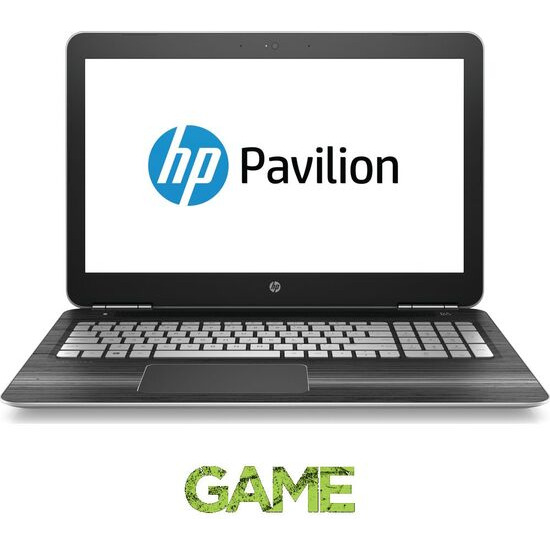 HP Pavilion 15-au164na 15.6 Laptop Silver