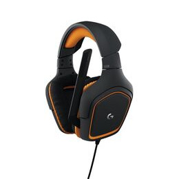 LOGITECH G231 Prodigy 2.1 Gaming Headset - Black & Orange Reviews